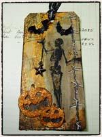 THA: Halloween Rolodex Card