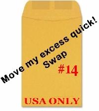 Move my excess quick #14 - FB, SB, LB, etc Swap