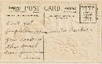 Fast Send and Return - POSTCARDS - USA