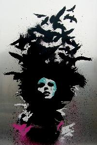 Quoth the Raven: Edgar Allan Poe ATC