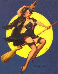 Handmade Halloween/Spooky Charm - USA