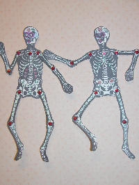 Day of the Dead Paper Doll -EDITED