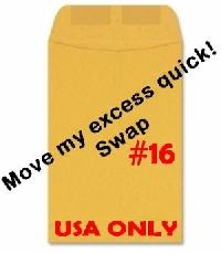 Move my excess quick #16 FB, LB, SB, etc Swap