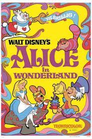 Disney Aimated Films #7-Alice in Wonderland
