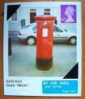 Instant Postcard - Polaroid/Instax