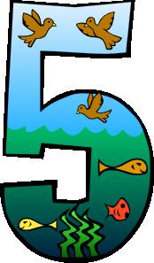 7 Days of Creation - #5 BIRDS & SEA ANIMALS