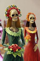 Dia De Los Muertos  ATC