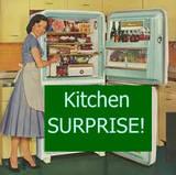 Kitchen Surprise!