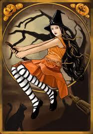 Halloween Card Swap!