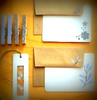 Bookmarks & Stationary #3