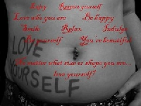 Time to start loving yourself!!