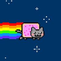 Nyan Cat ATC