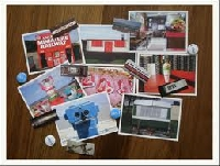 Postcard - Anything goes #3