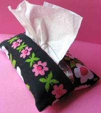 NFS Beginners: Travel Tissue Cover