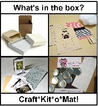 APR: DIY Craft*Kit*o*Mat