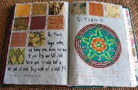 Beginner Art Journal - U.S.A. version