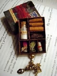 Crafty Witches Matchbox
