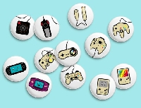 Video Game Loving Pen-Pals