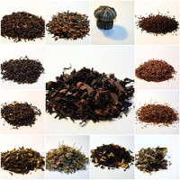 My Favorite Tea - International