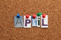 April Is.....