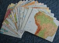 Atlas or Map Envelopes
