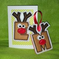 2012 Christmas Ornament Swap - Round 1