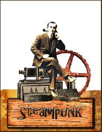 EASU: Vintage or Steampunk with a Gear ATC Swap