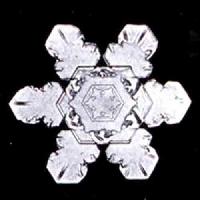 Snowflake Inspired Mandala