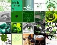 1 Theme, 1 ATC, 1 Week #23 ~ Irish