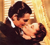 Gone With The Wind Trivia On A PostCard #2