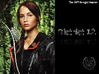 The Hunger Games ATC--Katniss Everdeen