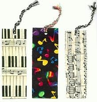 Handcrafted Bookmarks [APR]