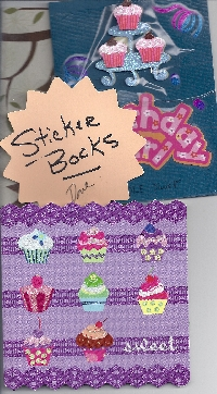 Love Stickerbooks... Lets Swap some more!