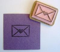 1 Stamp Stuffed Envie Challenge