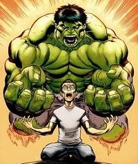 Avengers ATC Series #4 - Hulk