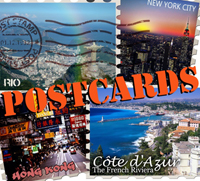 One Post Card from Me To You # 1