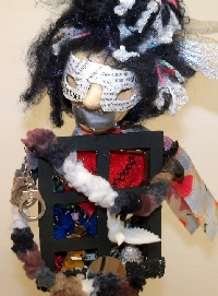 ADC-Our First Swap! Freestyle Art Doll