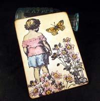 A Very Vintage Child- Vintage Series #6
