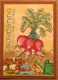 Fruit or Veggie ATC
