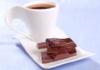 Come to the dark side - Black tea & dark chocolate
