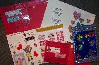 4 Sticker Books Swap - USA/Canada