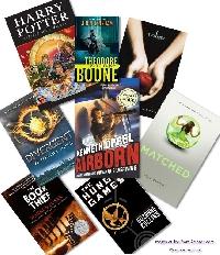 Postcard: Favorite YA Books Jan-June 2012