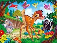 ATC Bambi Swap.  (Ulitmate Disney)