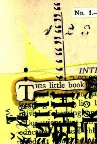 Mini Artist Book Swap