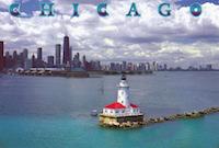 Lighthouse Postcard Swap #2