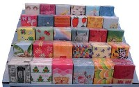 Designer tissues (sender's choice)