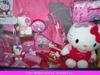 Hello Kitty Item Swap