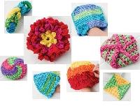 Crochet a Tawashi!!