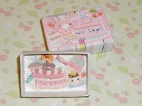 Cute DESSERT food themed matchbox ~INT. STYLE #1