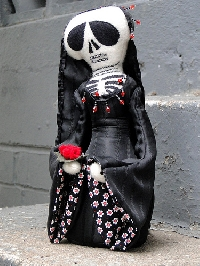 Day of the Dead Softie